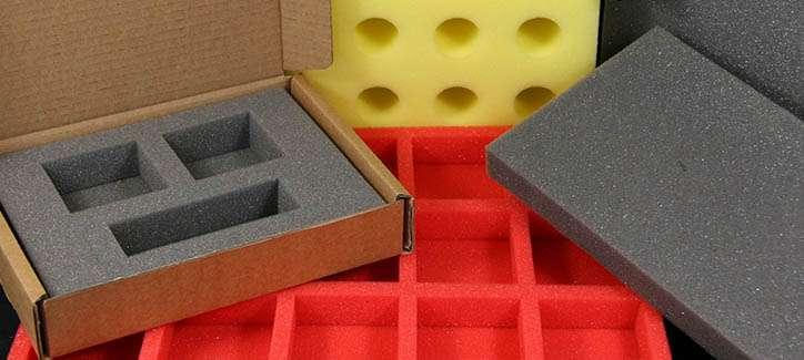 Foam box inserts