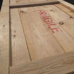 timber packing crates- 20 29 53