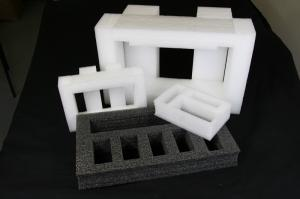 Foam packing inserts